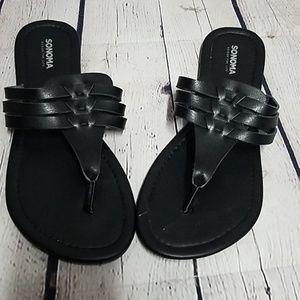 Sonoma Black Sandles